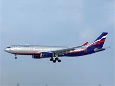 Самолет A330 авиакомпании Аэрофлот