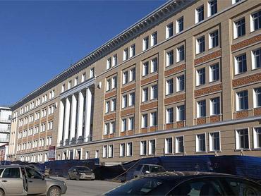 Отель AZIMUT в Перми