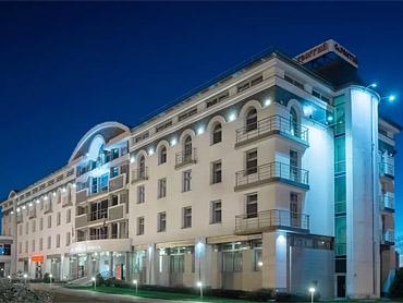 Отель AZIMUT в Ярославле