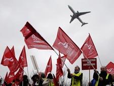 Забастовка европейских авиакомпаний