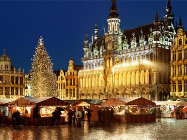Рождество в Бельгии