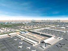 Аэропорт Dubai World Central-Al Maktoum