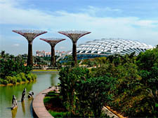 Gardens by the Bay, Сингапур
