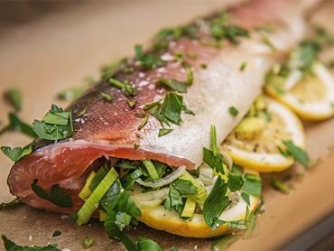 Рыба по-норвежски