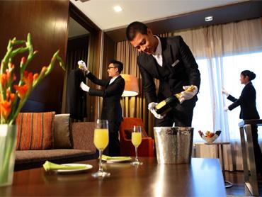 Персонализация в отелях