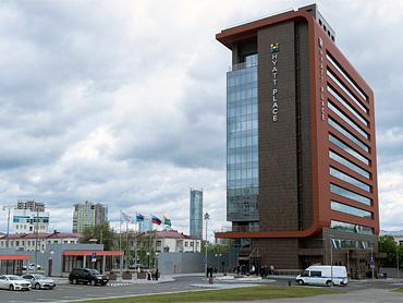 Hyatt Place Екатеринбург