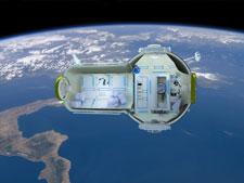 В отпуск в космос