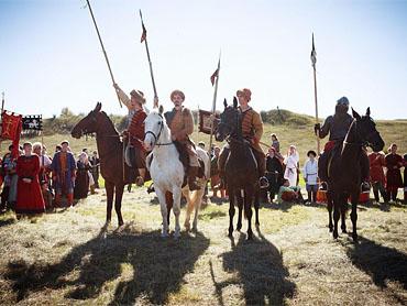 Фестиваль Куликово поле