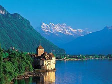 Женевское озеро, Швейцария