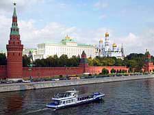 В Москве открывается летняя навигация