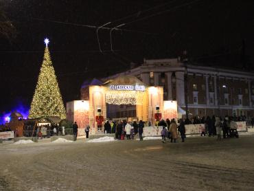 Нижний Новгород - Новогодняя столица России 2022