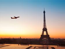 Авиасообщение между Россией и Францией