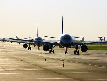 Авиакомпании возобновляют активность
