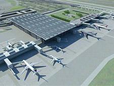 Проект нового терминала Пулково