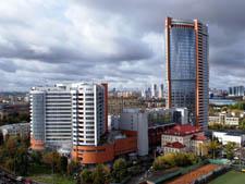 Renaissance Moscow Monarch Centre
