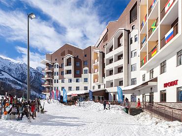 Rosa Ski Inn Deluxe