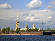 Экскурсия по Санкт-Петербургу с посещением Петропавловской крепости