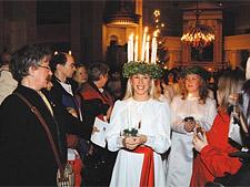 День Святой Люсии