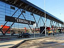 Шереметьево, новый терминал B