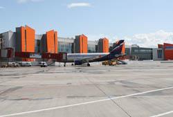 Шереметьево, терминал E