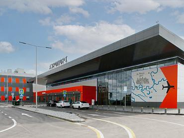 Новый аэропорт Тобольска