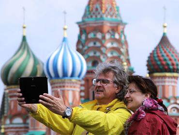 Россия привлечет иностранных туристов