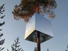 Отель на дереве, Швеция