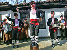 Трифон Зарезан, Болгария