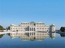 Бельведер, Вена, Австрия