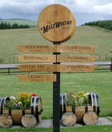 Фестиваль виски в Шотландии