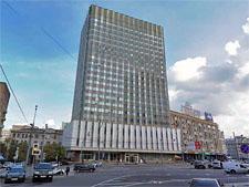 AZIMUT Отель Смоленская Москва 4