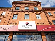 AZIMUT Отель Тульская Москва 3