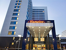 HAMPTON BY HILTON MOSCOW STROGINO 3*