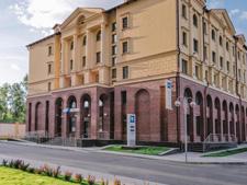 ibis budget Москва Панфиловская 2*