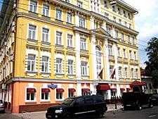 Мандарин Москва 4*