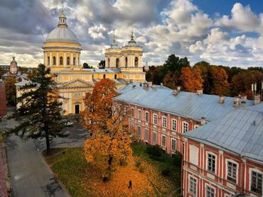 Экскурсия Святыни Петербурга