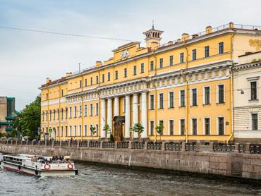 Дворцы и судьбы Петербурга с посещением Юсуповского дворца