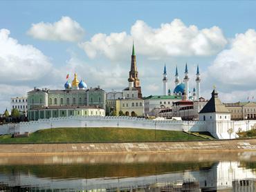 Экскурсия по Казани с посещением Кремля