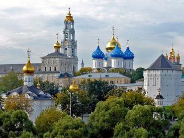 Пешеходная экскурсия по Москве